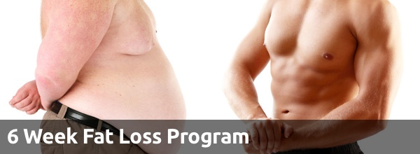6 Week Fat Loss Program