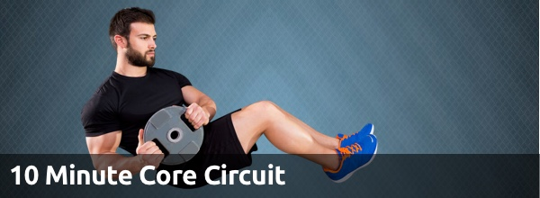 10 Minute Core Circuit