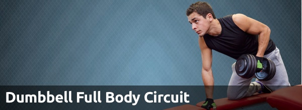 Dumbbell Full Body Circuit