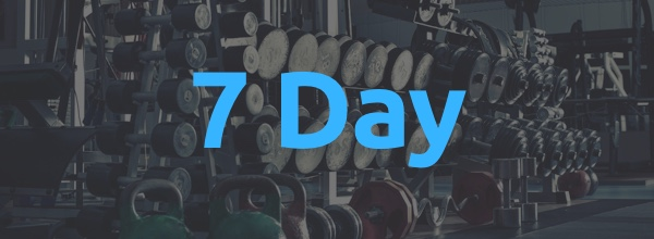 7 Day - My Custom Routine